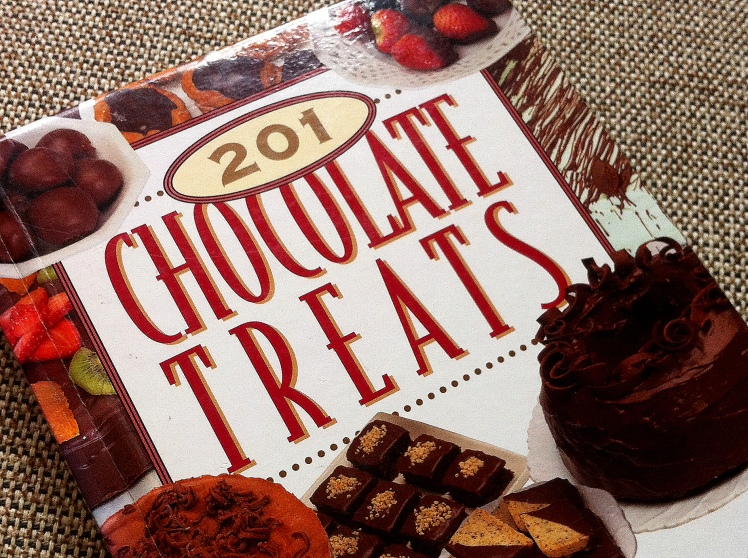 201 Chocolate Treats