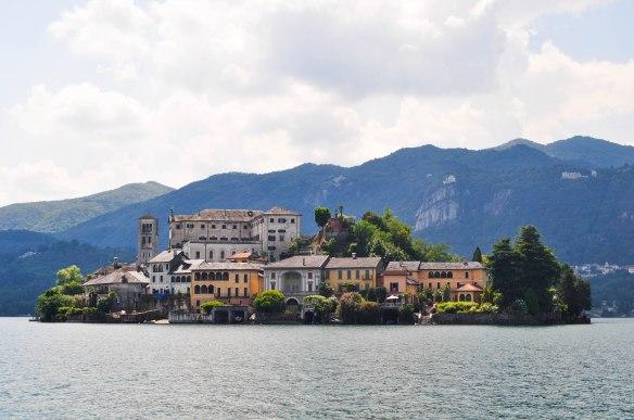 Isola Orta San Giulio