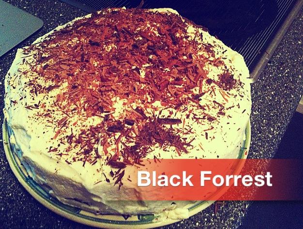 The Black Forrest