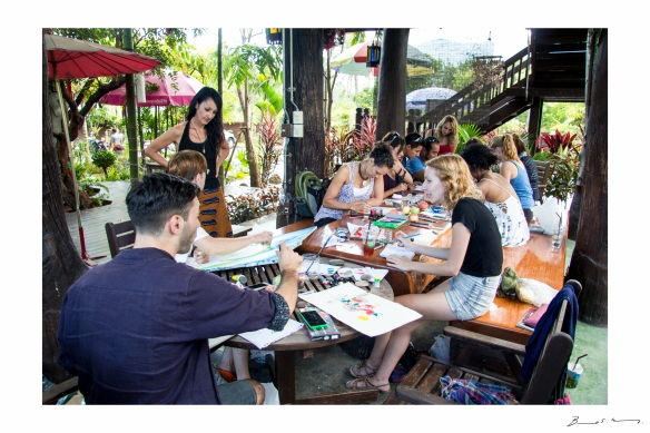 art and coffee event_free